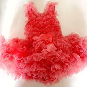 Pink tutu dress!